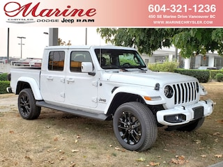 2021 Jeep Gladiator High Altitude Truck Crew Cab