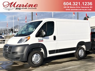 New 2018 Ram ProMaster 1500 Low Roof 118 in. WB Van Cargo Van 80J8315 for sale in Vancouver, BC