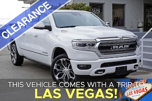 2019 Ram All-New 1500 Limited with Tonneau Truck Crew Cab