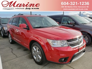 2014 Dodge Journey R/T All Wheel Drive SUV