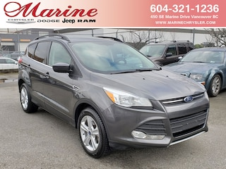 Bargain Used 2015 Ford Escape SE SUV 55K4285A for Sale in Vancouver BC