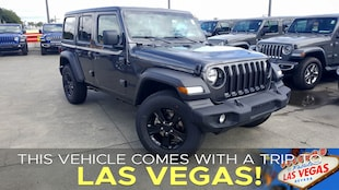 2019 Jeep Wrangler Unlimited Unlimited Sport S SUV 1C4HJXDG0KW644582