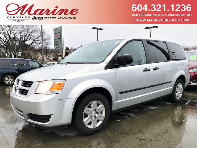 Used 2010 Dodge Grand Caravan Low Priced Quality Van 42H5124A For Sale Vancouver, BC