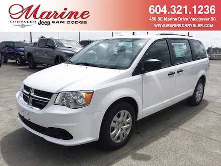 Featured new 2019 Dodge Grand Caravan Canada Value Package Van for sale in Vancouver, BC