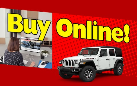 Browse our Jeep Wrangler Inventory and Buy Online!