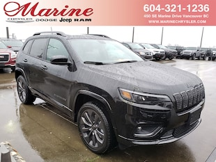 2020 Jeep Cherokee High Altitude 4x4 1C4PJMDX1LD585422