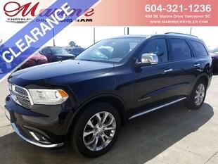 2018 Dodge Durango Citadel, Fully Loaded, Save Over $21,000! SUV 1C4SDJET9JC146032