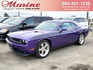 2010 Dodge Challenger R/T, Nav, Leather, Sunroof, only 90,000 km! Coupe