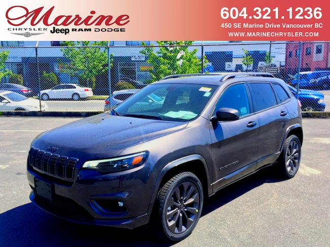 New 2019 Jeep New Cherokee High Altitude SUV For Sale/Lease Vancouver, BC