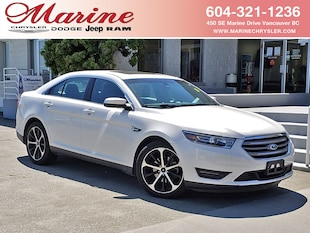 2015 Ford Taurus SEL AWD, Leather, Nav, Sunroof, 42,000 km Sedan 62L1772A