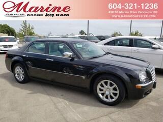 Bargain Used 2007 Chrysler 300 C, Leather, Sunroof, 41,000 km! Sedan BI7900 for Sale in Vancouver BC