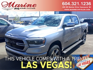 2019 Ram All-New 1500 Big Horn Truck Crew Cab 1C6SRFFT1KN814397