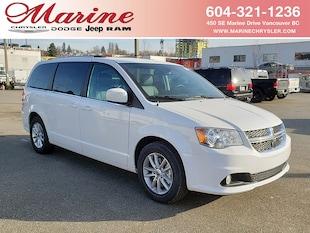 2020 Dodge Grand Caravan Premium Plus Van 2C4RDGCG4LR162382