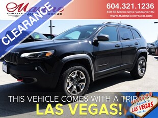 2019 Jeep New Cherokee Trailhawk Elite SUV 1C4PJMBX4KD442966