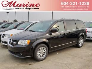2020 Dodge Grand Caravan Premium Plus Van 2C4RDGCG4LR252423