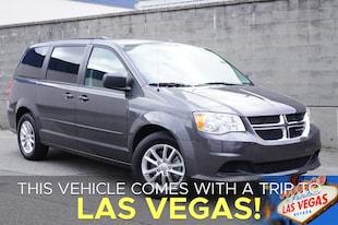 2017 Dodge Grand Caravan CVP/SXT Ultimate Family DVD, only 9,000 km Van