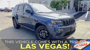 2019 Jeep Grand Cherokee Limited X SUV 1C4RJFBG0KC815401