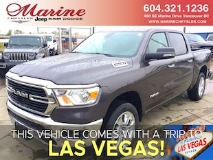 2019 Ram All-New 1500 Big Horn Truck Crew Cab 1C6RRFFG8KN814396