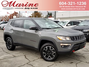 2021 Jeep Compass Trailhawk 4x4 3C4NJDDB6MT530228