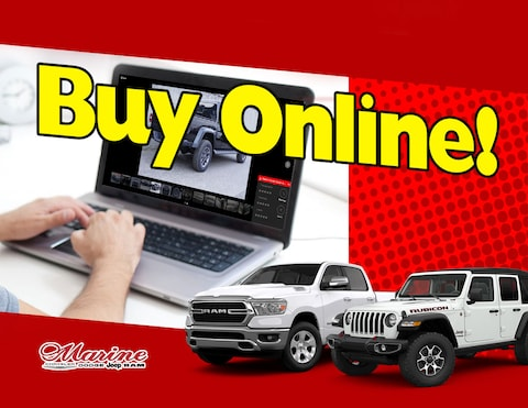Browse our New Inventory and Buy Online!