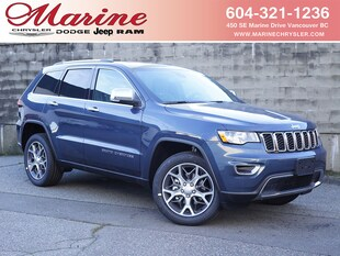 2020 Jeep Grand Cherokee Limited SUV 1C4RJFBG8LC189159