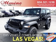 2019 Jeep All-New Wrangler Sport SUV