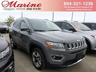 2019 Jeep Compass Limited SUV 3C4NJDCB7KT834120