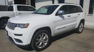 2019 Jeep Grand Cherokee Summit SUV 1C4RJFJT8KC762669