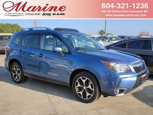 2015 Subaru Forester 2.0XT, Leather, Pano Sunroof, 98,000 km SUV A6L5500A