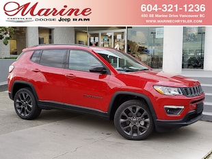 2021 Jeep Compass 80th Anniversary Edition 4x4 3C4NJDBB7MT528846
