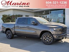 2021 Ram 1500 Limited 4x4 Crew Cab 144.5 in. WB