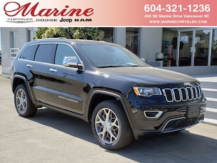 2020 Jeep Grand Cherokee Limited SUV 1C4RJFBG0LC326658