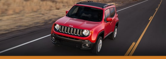 2015 Jeep Renegade in Vancouver, BC