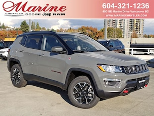 2021 Jeep Compass Trailhawk 4x4 3C4NJDDB3MT505979
