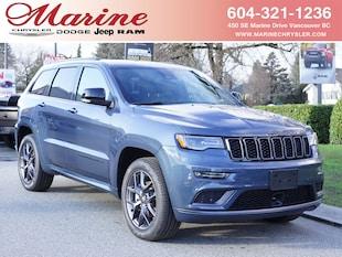 2020 Jeep Grand Cherokee Limited X SUV 1C4RJFBG2LC189156