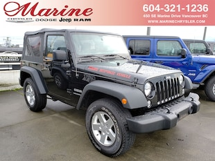 2016 Jeep Wrangler Sport, Air Conditioned SUV F1J1932A