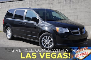 2016 Dodge Grand Caravan SXT, Ultimate Family Package, DVD Van