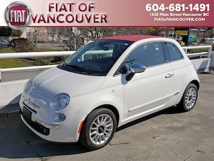 2012 FIAT 500c Lounge Cabrio, Only 42,000 km! Convertible 3C3CFFER8CT254380