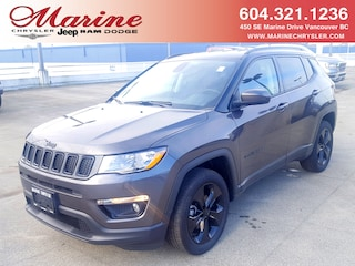 New 2019 Jeep Compass Altitude SUV 65K3945 for sale in Vancouver, BC