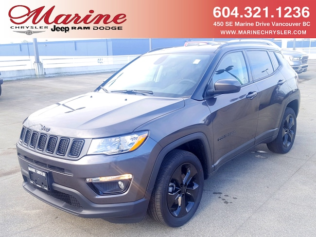 New 2019 Jeep Compass Altitude SUV For Sale/Lease Vancouver, BC