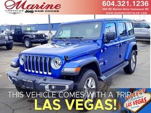2019 Jeep Wrangler Unlimited Sahara SUV 1C4HJXEG0KW647819