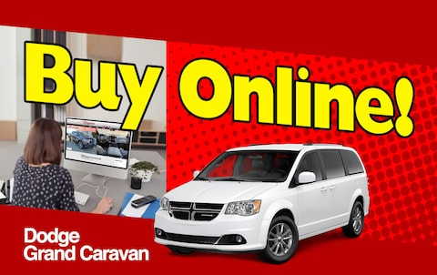 Browse our Grand Caravan Inventory and Buy Online!