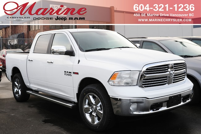 New 2017 Ram 1500 Big Horn Truck Crew Cab For Sale/Lease Vancouver, BC