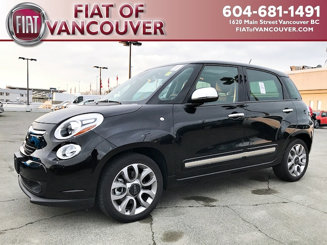 Used 2015 FIAT 500L Lounge - 6 Speed Auto Trans - Low KM's Hatchback BA7822 For Sale Vancouver, BC