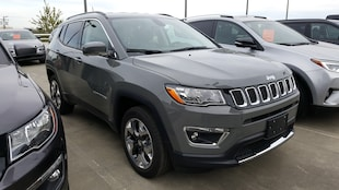 2019 Jeep Compass Limited SUV 3C4NJDCB7KT834120