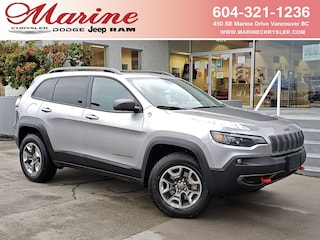 2019 Jeep Cherokee Trailhawk Elite with ALL Options, plus Blind Spot/Cross Path SUV 63L3570A