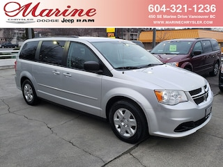 Bargain Used 2011 Dodge Grand Caravan SE/SXT, Full Stow 'N' Go Van BA7867A for Sale in Vancouver BC