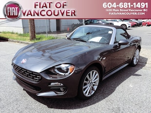 2018 FIAT 124 Spider Lusso Convertible JC1NFAEK0J0139922