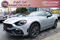 2018 FIAT 124 Spider Abarth Convertible JC1NFAEK0J0135563 For sale in Vancouver, near Burnaby