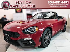 2018 FIAT 124 Spider Abarth Convertible JC1NFAEK1J0133806 For sale in Vancouver, near Burnaby